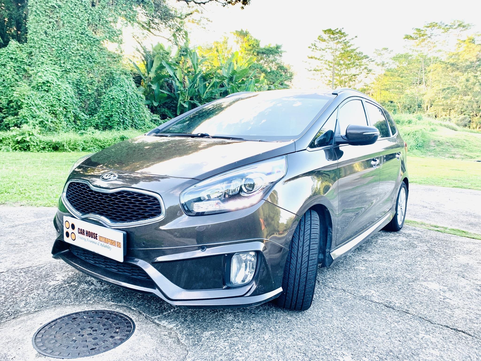 Kia Carens Diesel 1.7 Auto EX