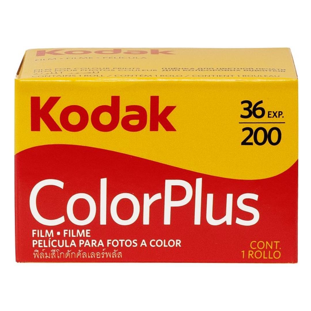 KODAK COLORPLUS 200 FILM 35MM