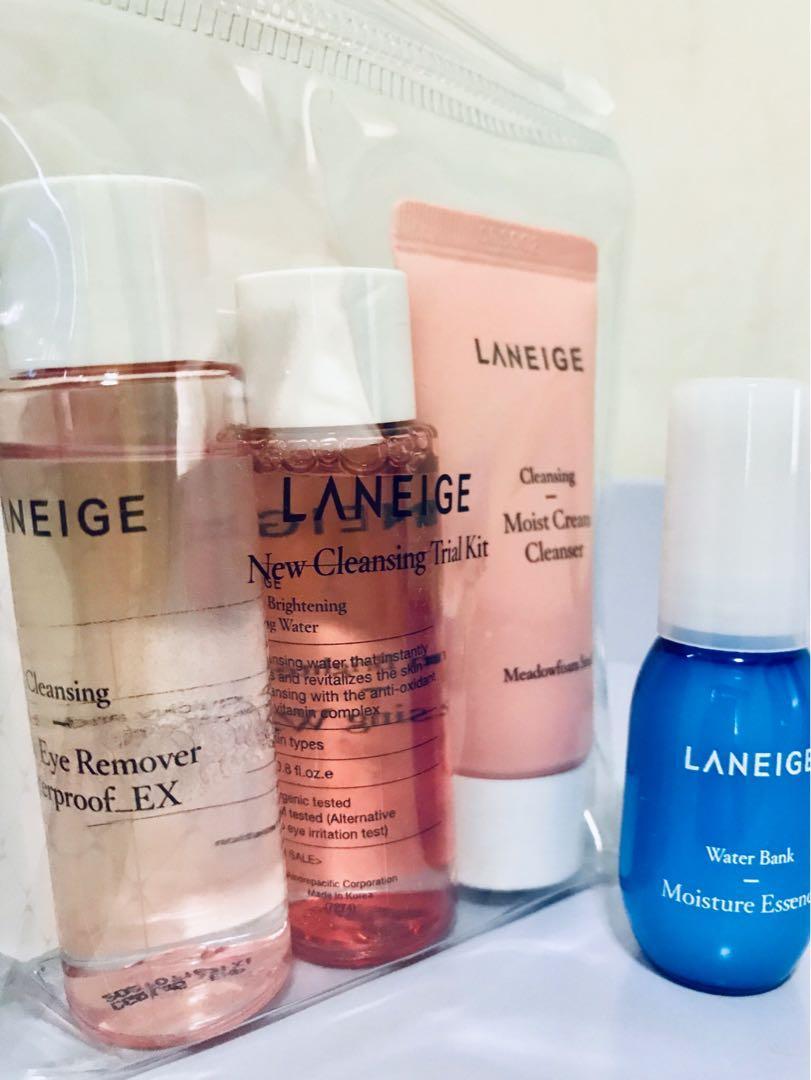 LANEIGE Cleaning Trial Kit_Moist