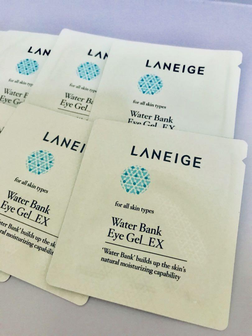 Laneige Sample - 水庫凝肌啫喱眼霜