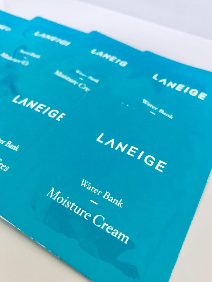 Laneige Sample - 水庫凝肌補濕乳霜