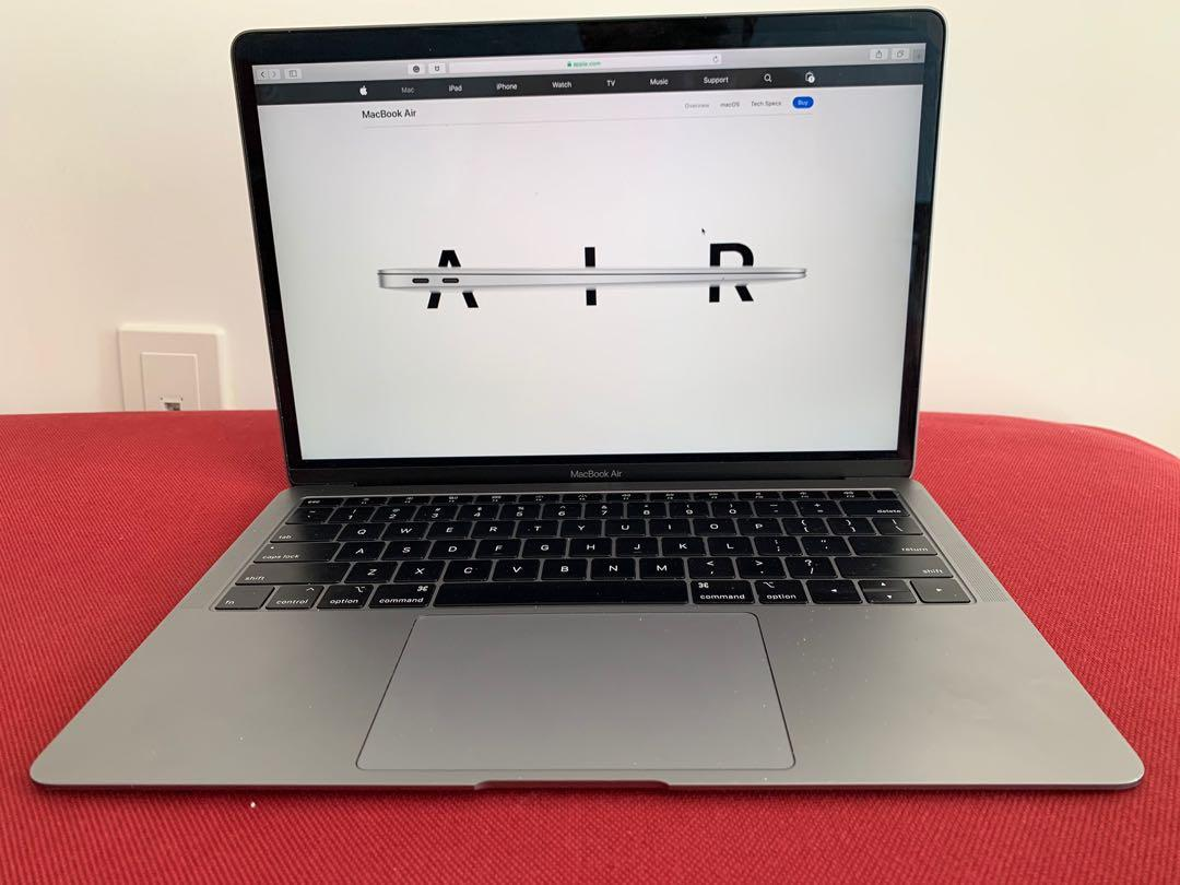 Latest MacBook Air , 256GB, Touch ID, within WARRANTY