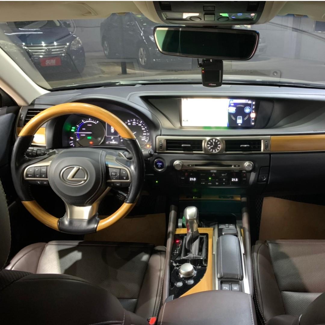 Lexus Gs 450h 3.5h 玄青黑