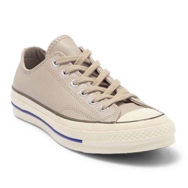 *Like New* Converse Chuck Taylor All Star 70 Ox Leather Sneaker Size 7