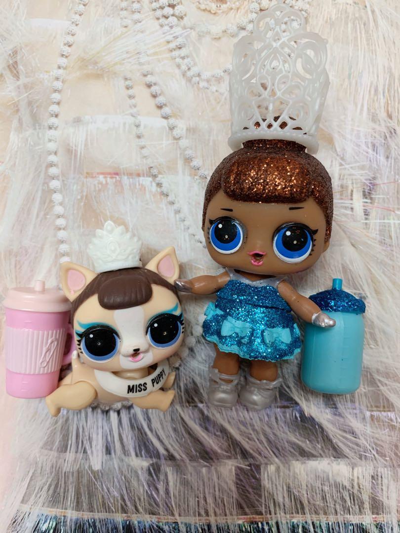 LoL Surprise Glitterati Doll set - Miss Baby