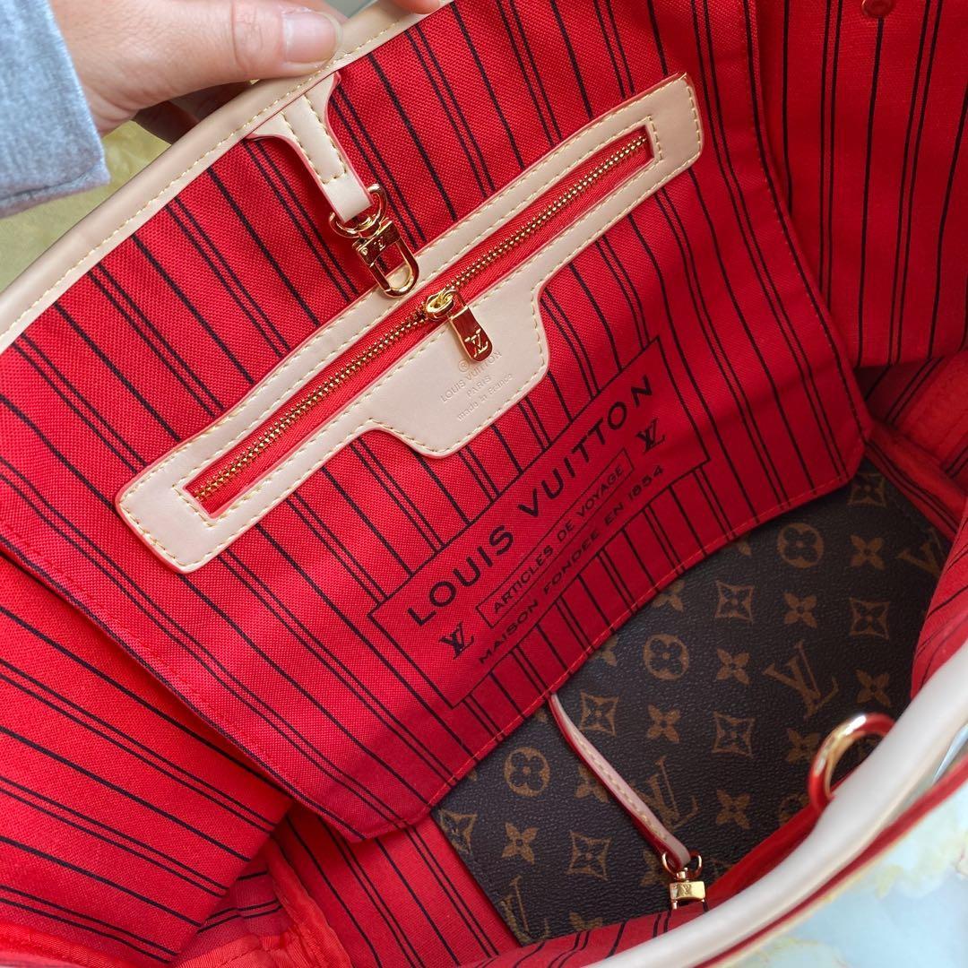 Louis Vuitton NEVERFULL Tote Bag