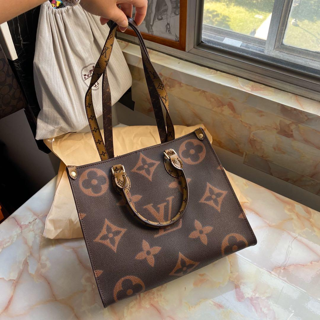 Louis  Vuitton Onthego Bag