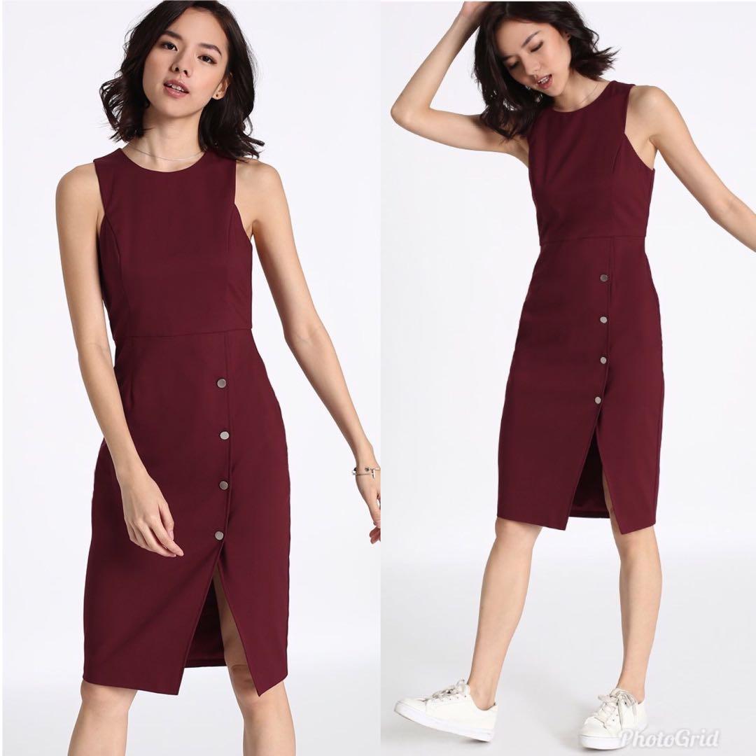 Lovebonito Myleike Midi Dress