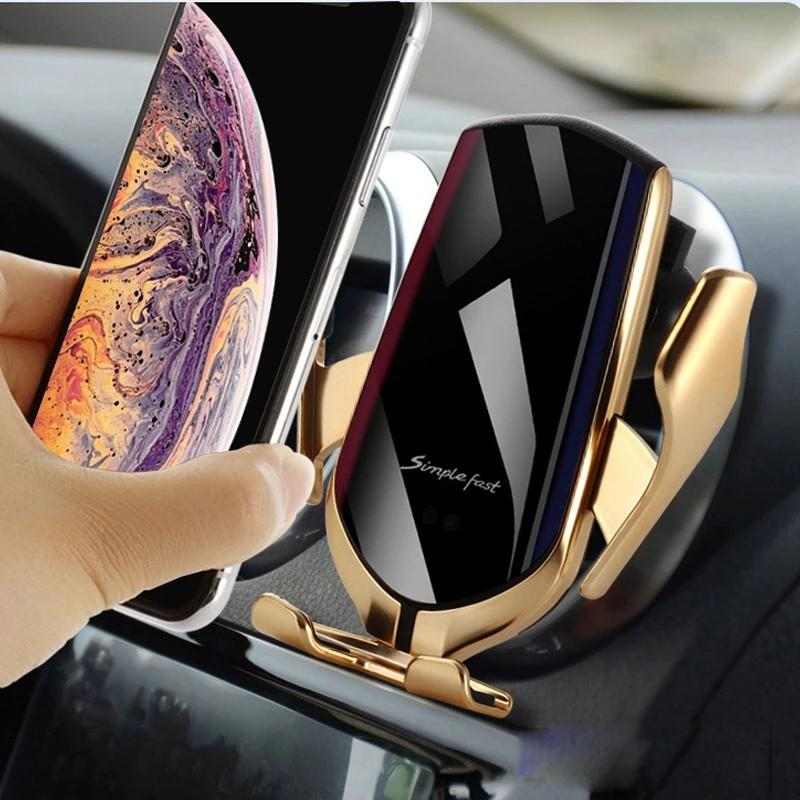 Luxury Car Wireless Charger