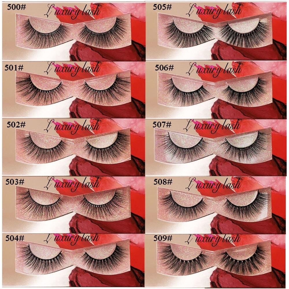 Luxury Mink Lash