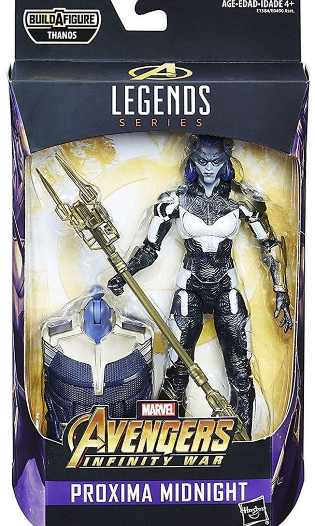 Marvel Legends Proxima Midnight