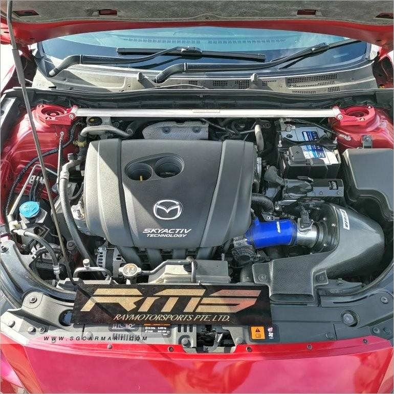 Mazda 3 2.0 Hatchback (A)