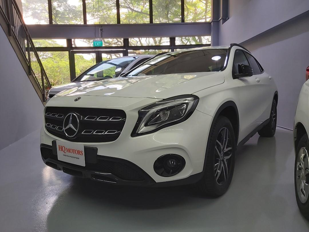 Mercedes GLA 180 urban Edition