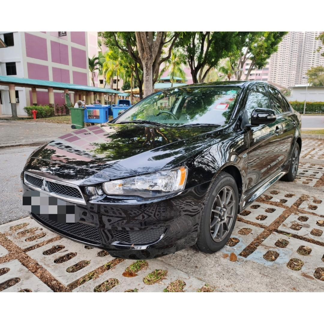 MITSUBISHI LANCER EX 1.6AT LED TAIL LAMP for rental