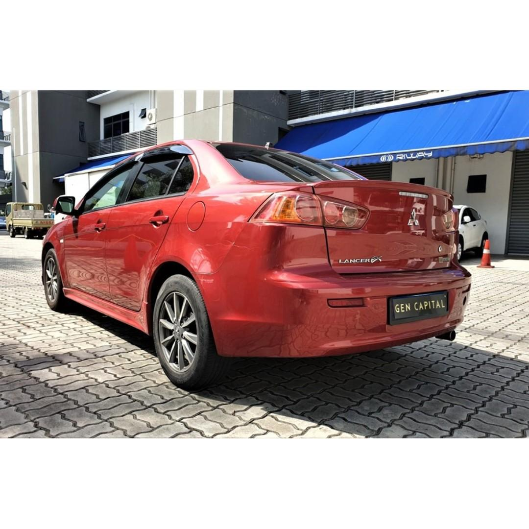 Mitsubshi EX - Many ranges of car to choose from, with very reliable rates!