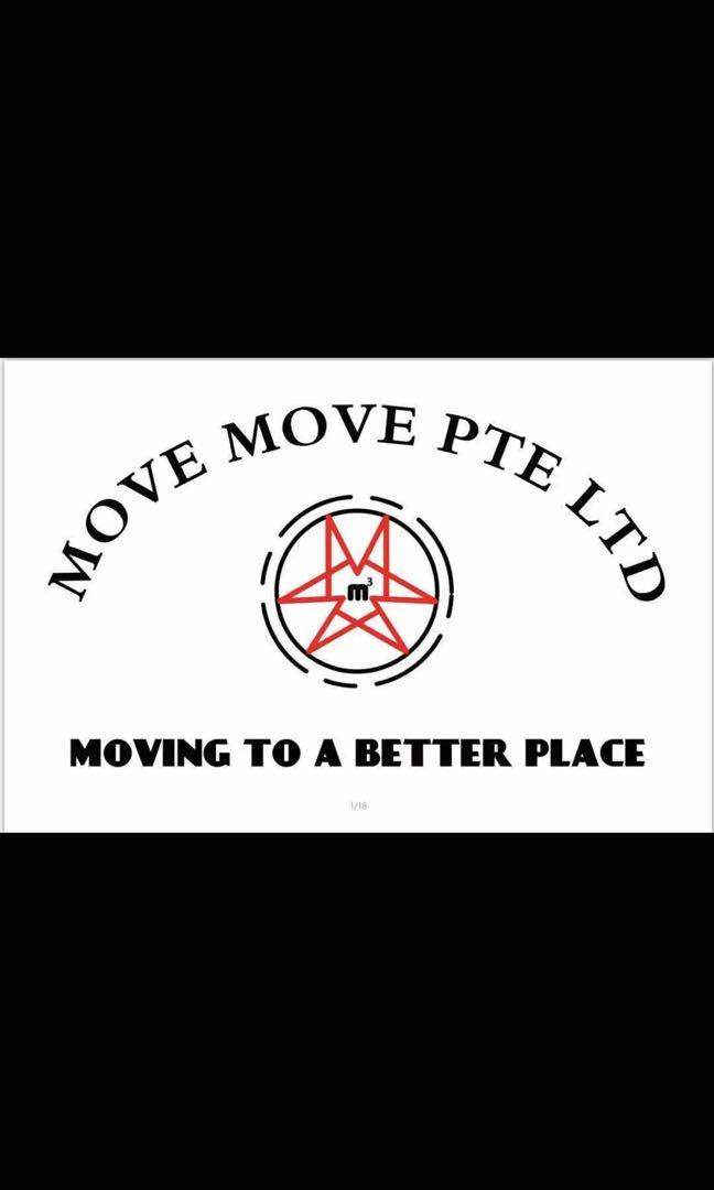 MOVE TO A BETTER PLACE FOR YOU