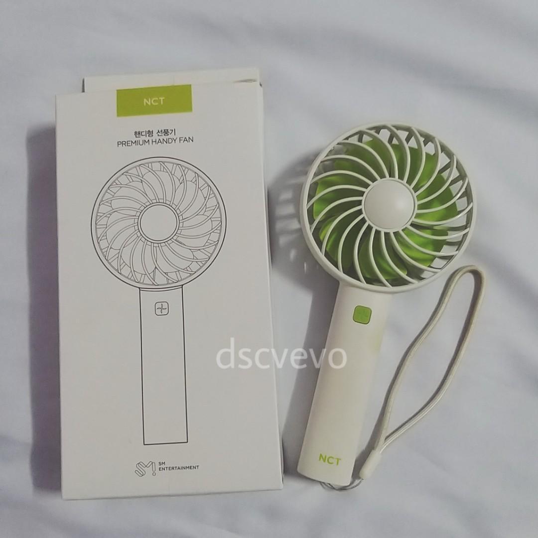 NCT Official Handy Fan