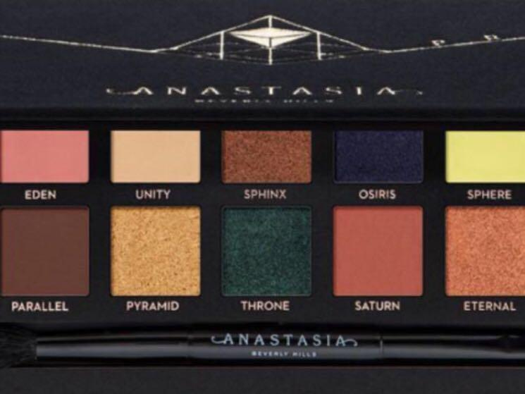 NEW IN BOX - AUTHENTIC AND UNOPENED - ANASTASIA BEVERLEY HILLS - PRISM PALETTE