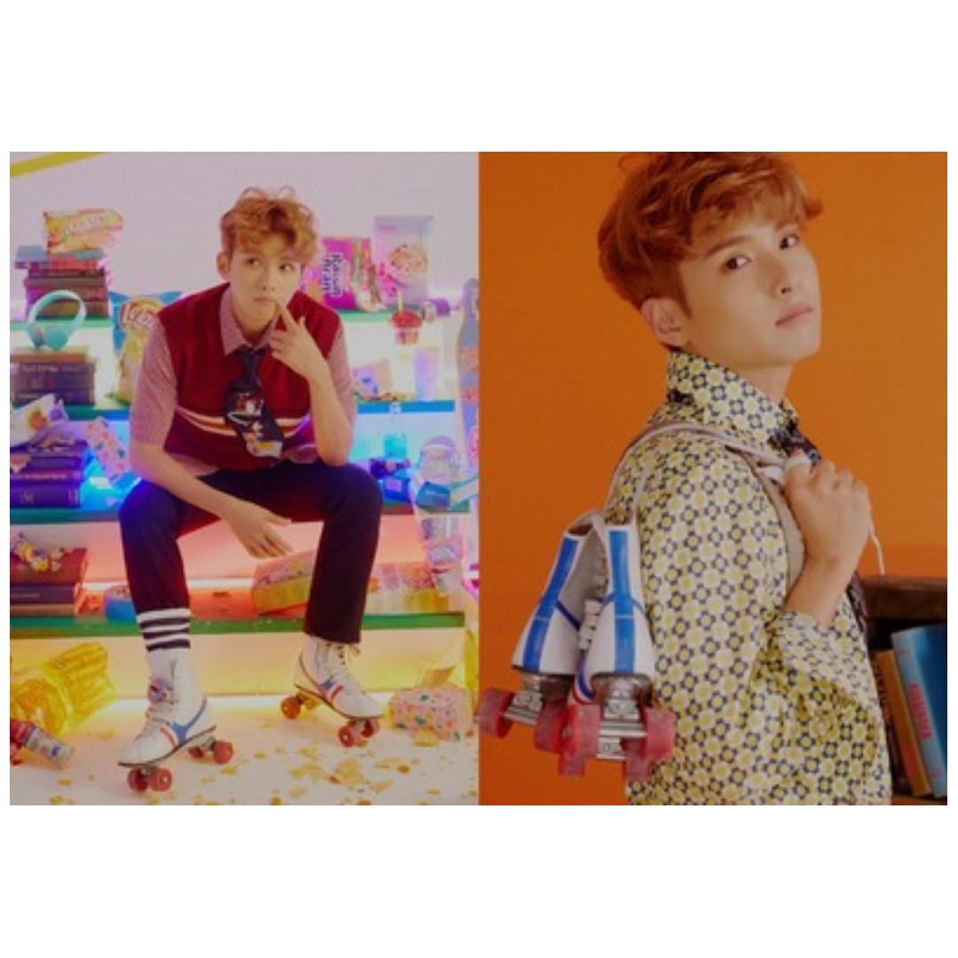 [PO] Super Junior Ryeowook File Folder