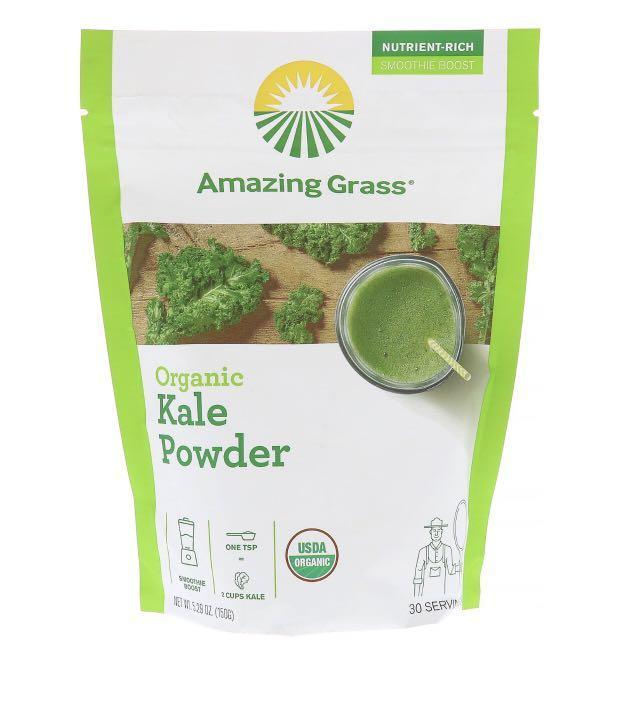 Preorder - Amazing grass, Organic kale powder 150g