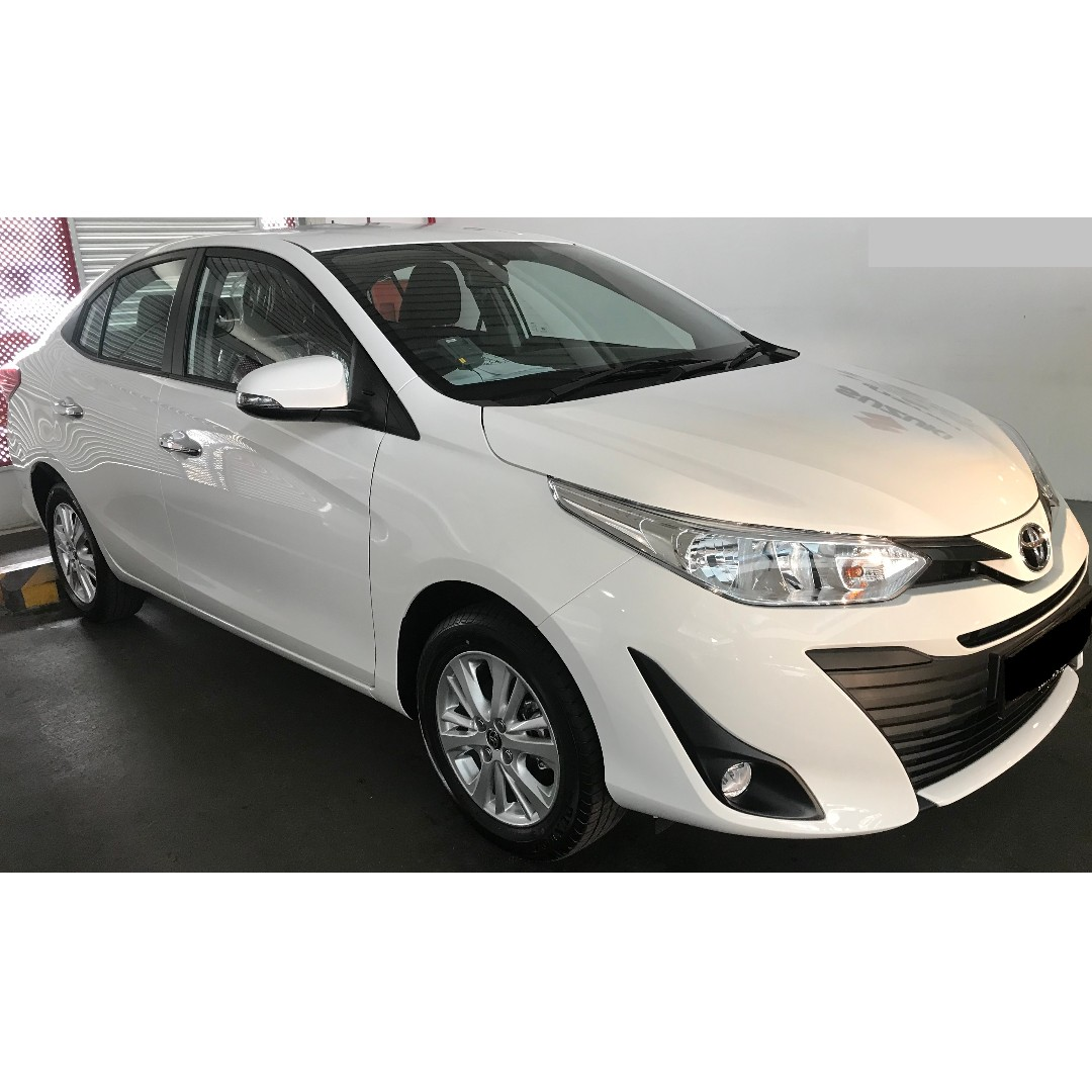 PRE-ORDER BRAND NEW VIOS FOR PHV / PERSONAL LEASING