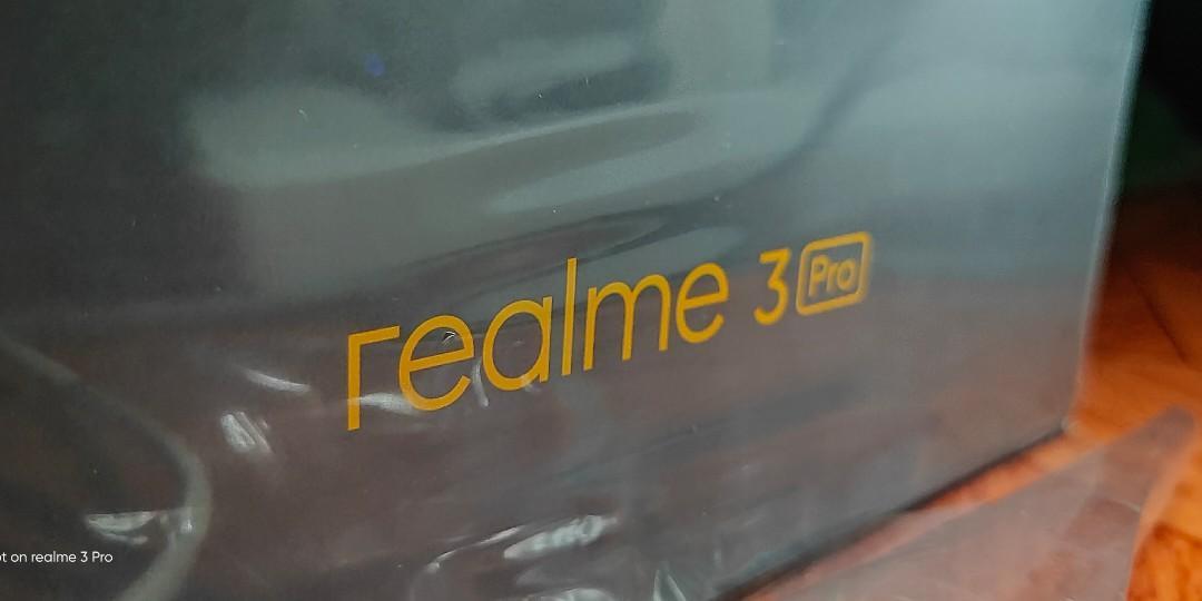 Realme 3 pro 6/128