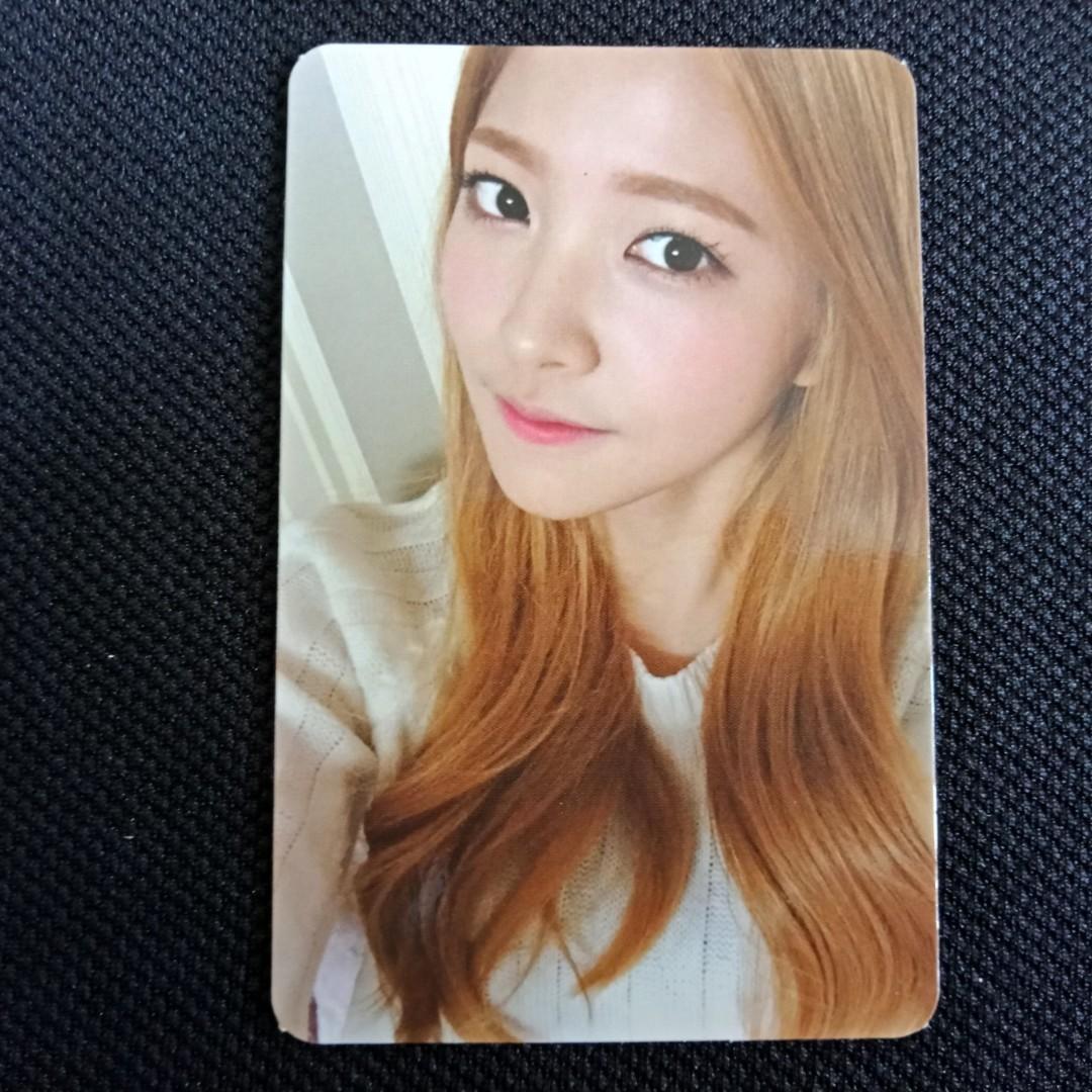 [RED VELVET CLEARANCE SALE] Yeri Official Photocard