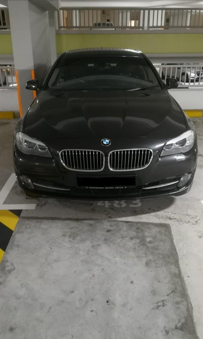 Rental BMW 523i Sedan Auto