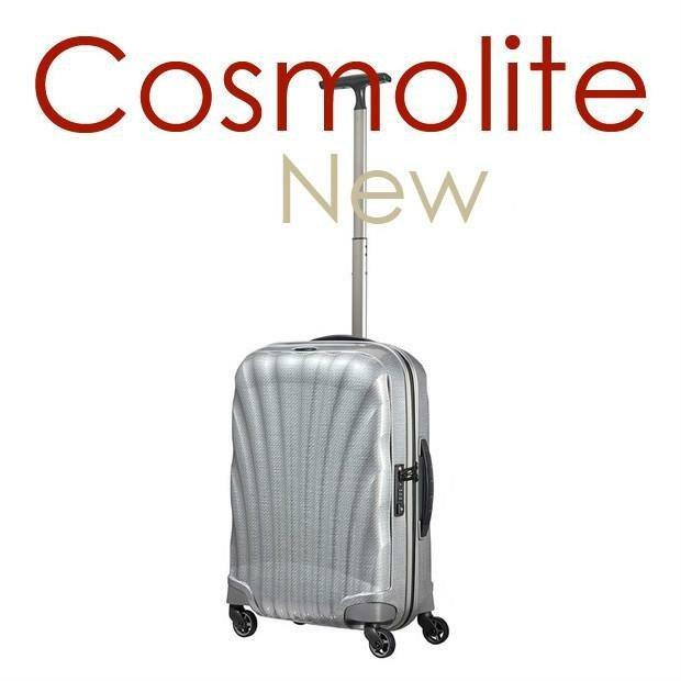 Samsonite (Silver)universal wheel rod box light suitcase 20 inch
