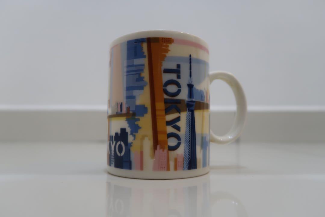 Starbucks Mug from Tokyo