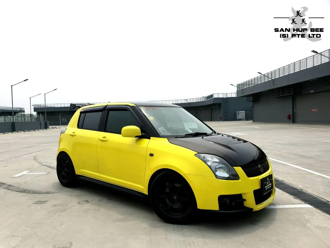 Suzuki Swift Sport 1.6 (M)