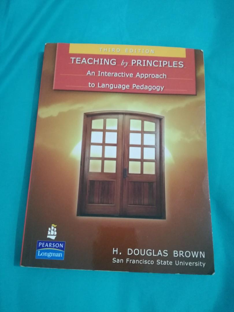 Teaching by Principles third edition