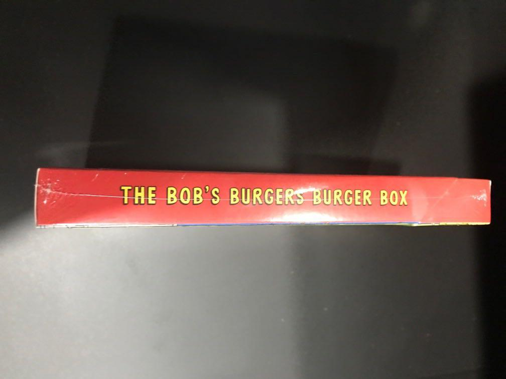 The Bob's Burgers Burger Box