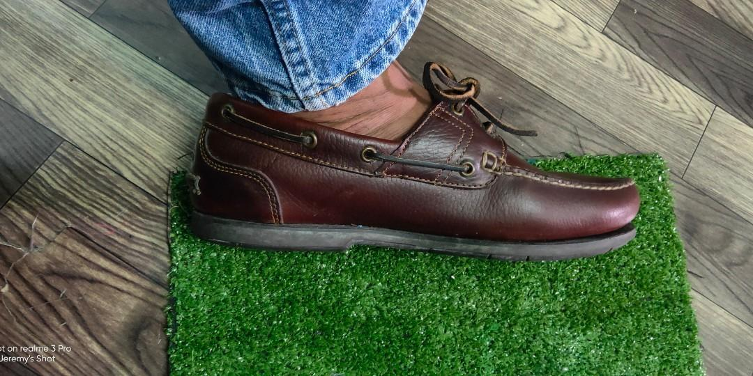 Timberland leather loafer