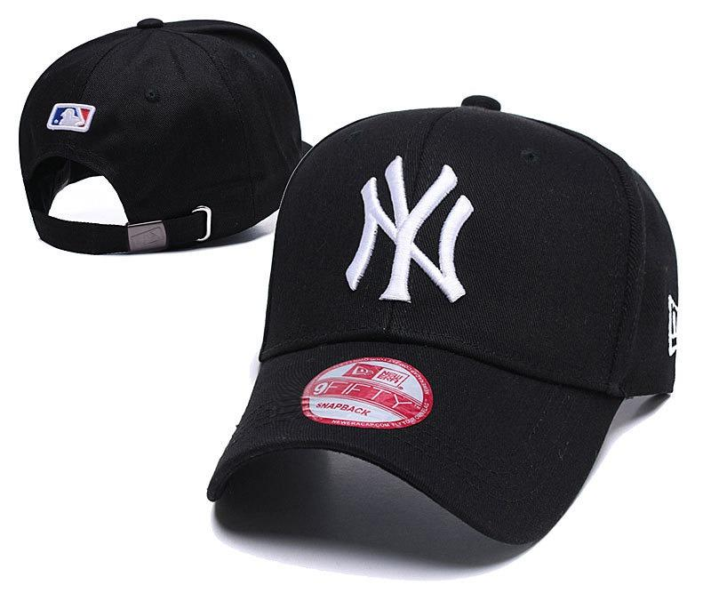 Topi baseball import NY New york yankees BW