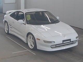 TOYOTA MR2 GT-S 1996