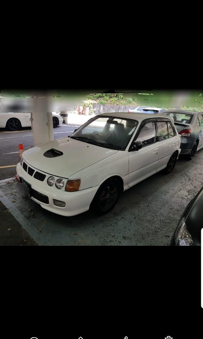 Toyota Starlet (M)