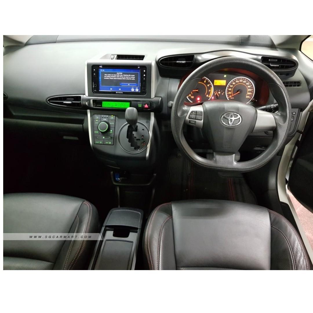 Toyota Wish 1.8A (FL)
