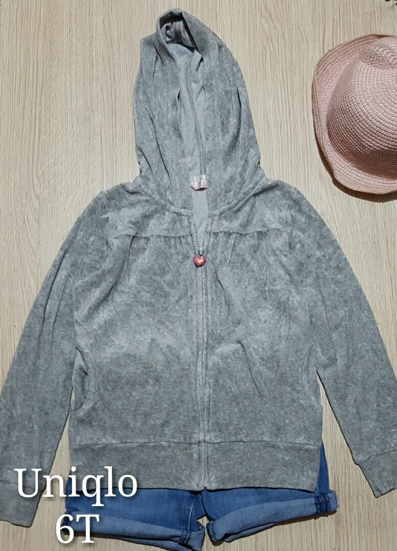 Uniqlo Gray Jacket
