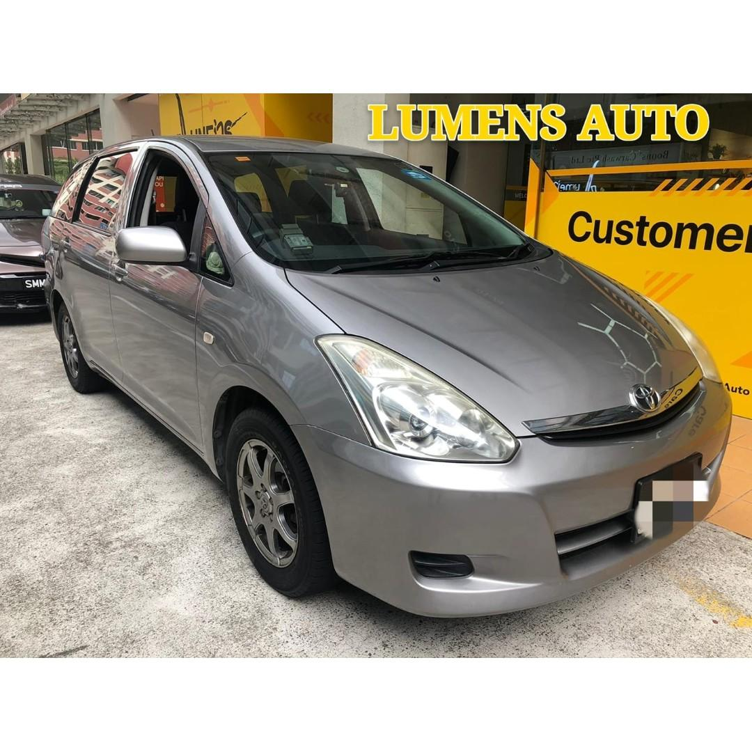 Used Toyota Wish As Good As New!!! Grab It Before Stock Last!!