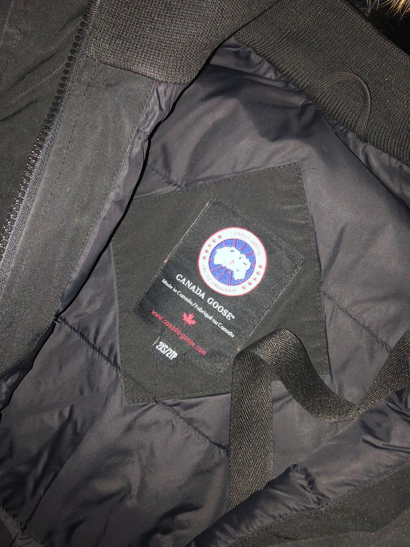 USED Women's Canada Goose Kensington Parka Jacket XXS