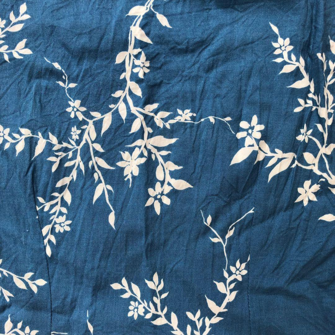 Vintage Floral Dress  - ( Price includes free standard postage within Australia