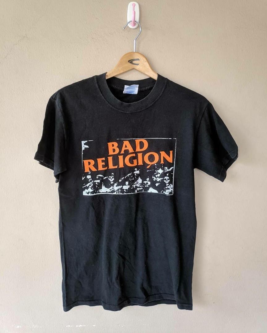 Vintage Punk Band Tee X Bad Religion