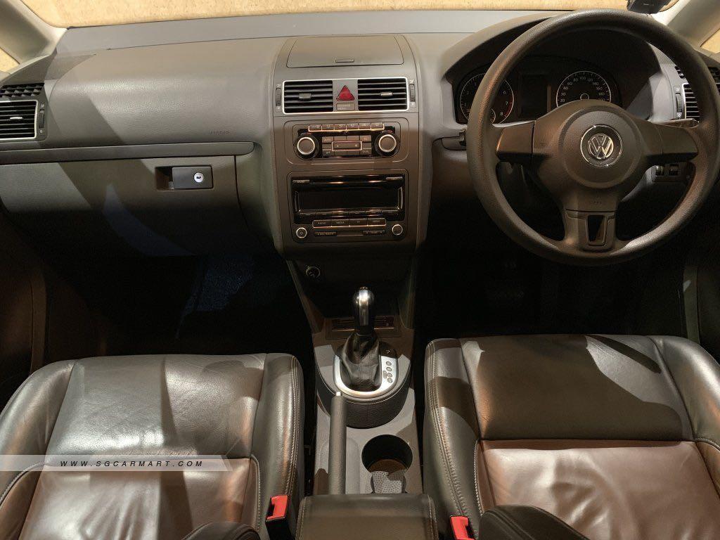 Volkswagen Touran 1.4 (Lease)