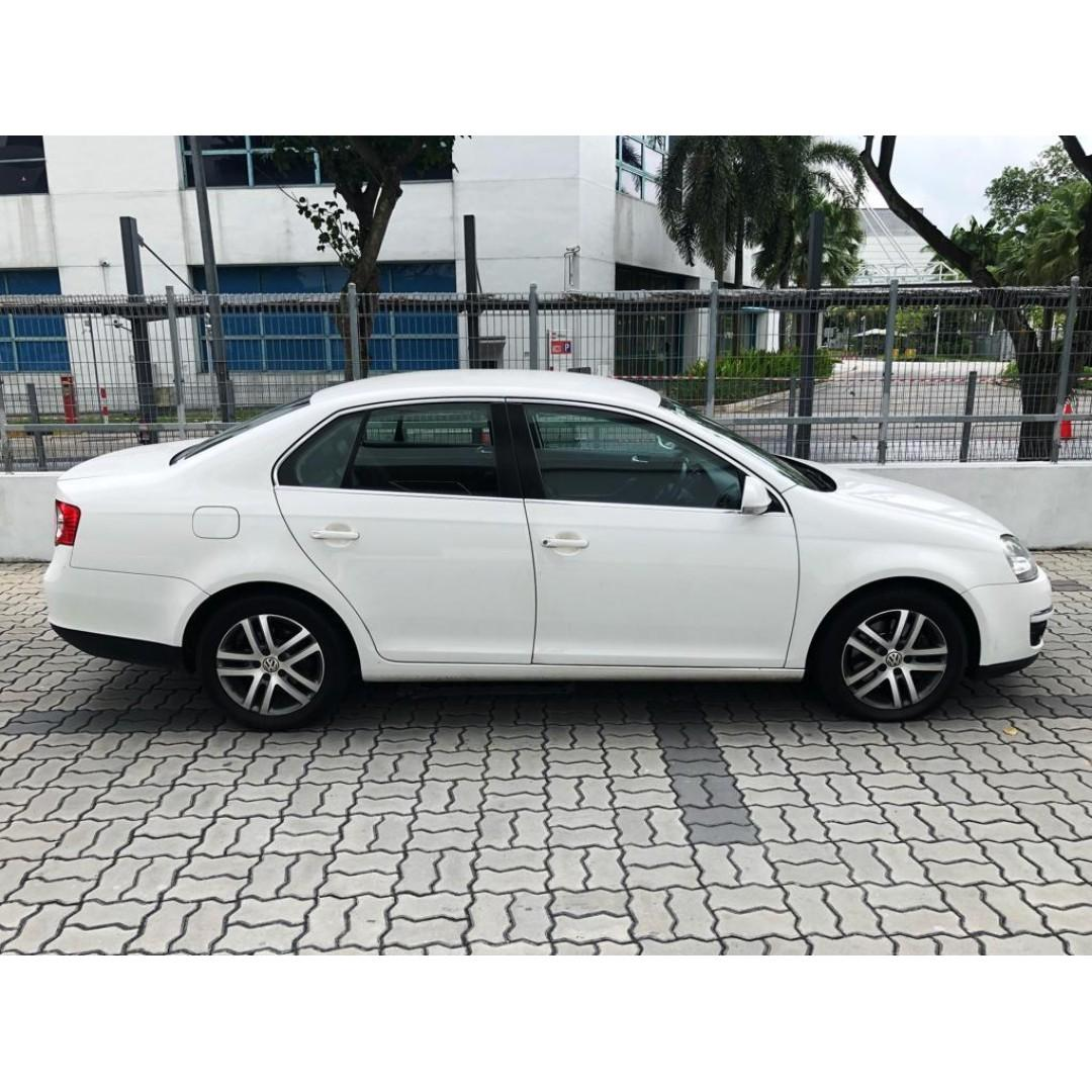 Volkwagen JETTA available for Rent ! Weekly rental rebate avail for PHV