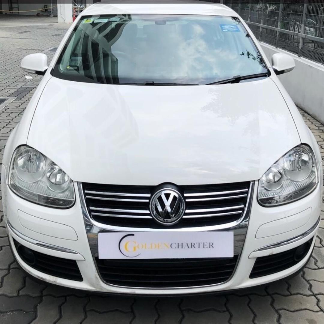 VW JETTA ! No upfront rental only deposit   PHV   Personal  