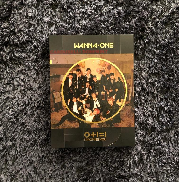 Wanna One - I Promise You Album (night version)