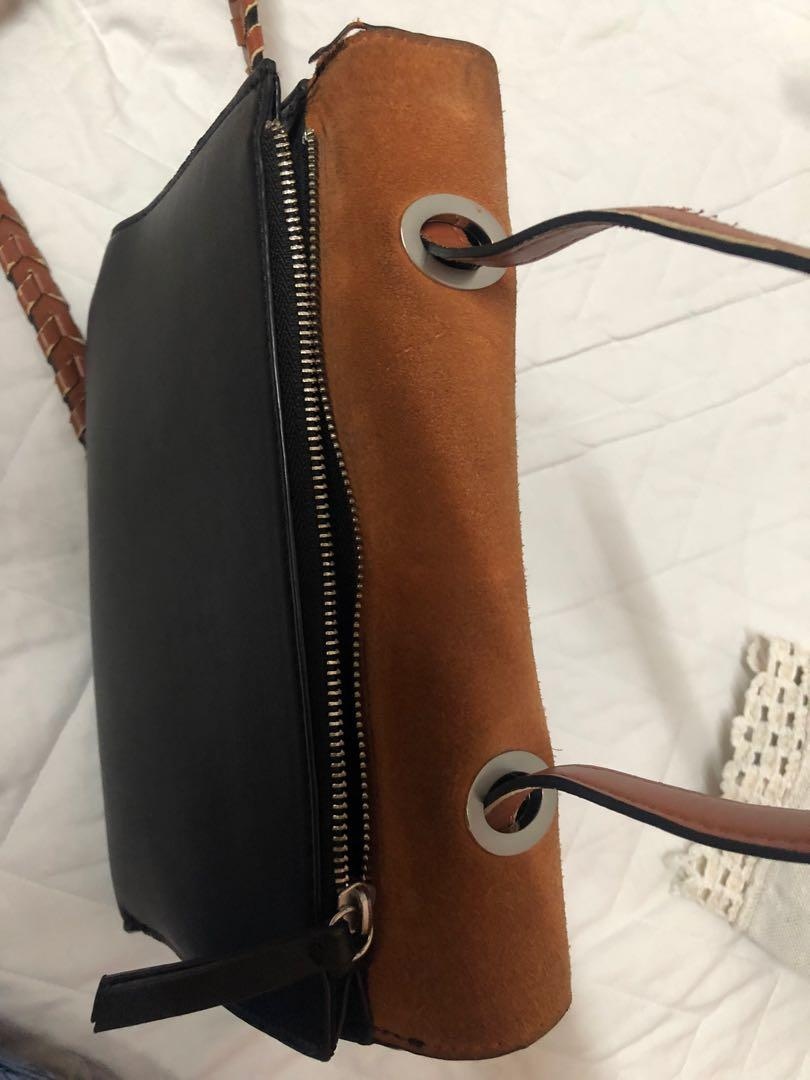 ZARA women sling bag