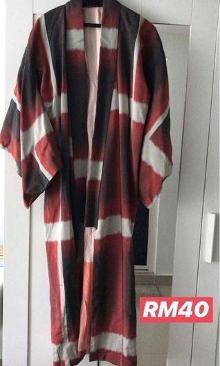 Long Japanese Kimono Code:01