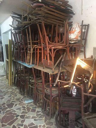 Vintage Coffee shop chair